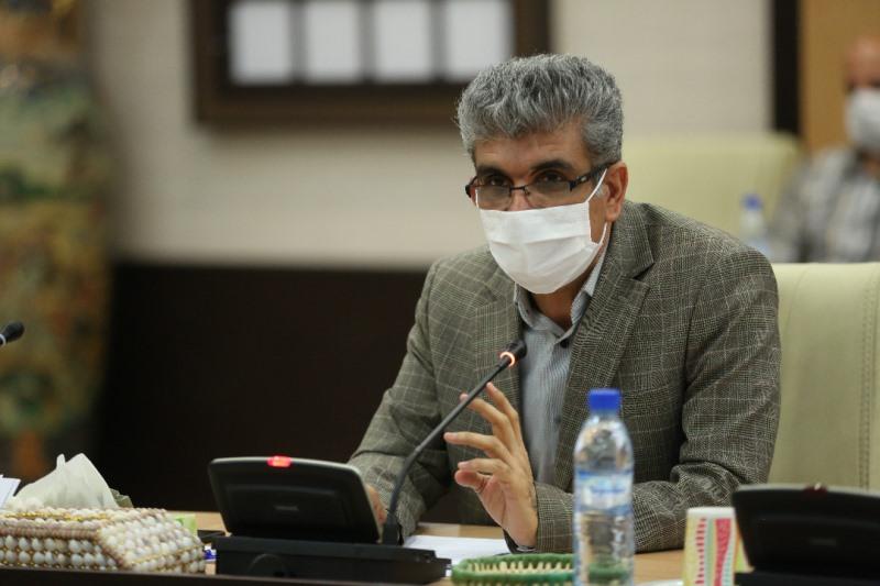 اجرای ماده 45 آیین نامه اجرایی قانون معادن در استان بوشهر